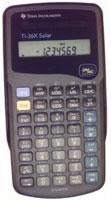 High end solar calculator