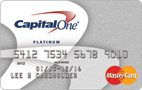 Capital One® Secured MasterCard®