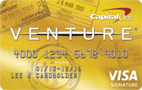 Capital One® VentureOne℠ Rewards