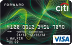 Citi Forward® Card for College Students