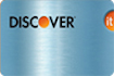 Discover it® for Students with $20 Cashback Bonus Logo