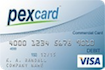 PEX Visa Prepaid Card for Business