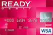 READYdebit Visa Prepaid Card