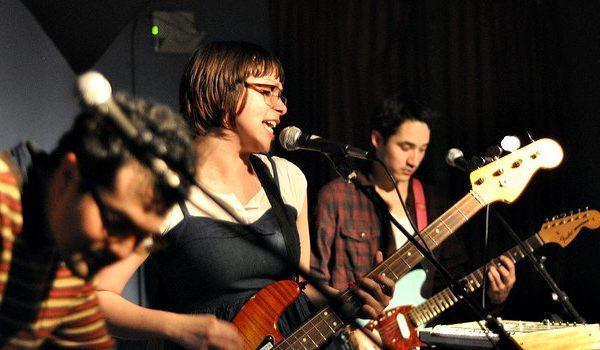 Freelance Whales perform at Brandeis University