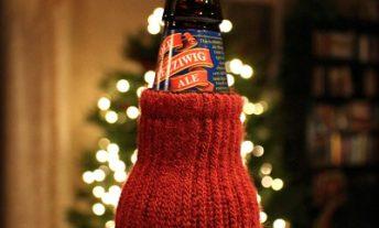 Samuel Adams Old Fezziwig Ale, Photo by Noah Borgondy via Facebook