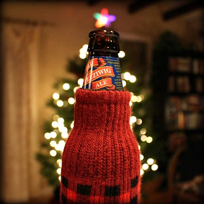 Samuel Adams Old Fezziwig Ale, Photo by Noah Borgondy via Facebook