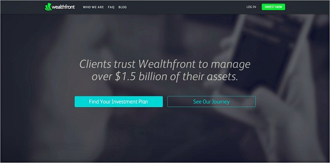 Wealthfront Review  The Simple Dollar