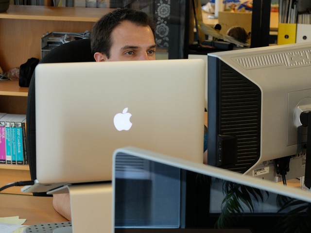 Creating screen gems: Photo: Plank Design