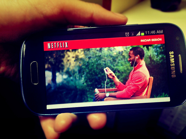 Netflix has left Blockbuster in its wake. Photo: Esther Vargas