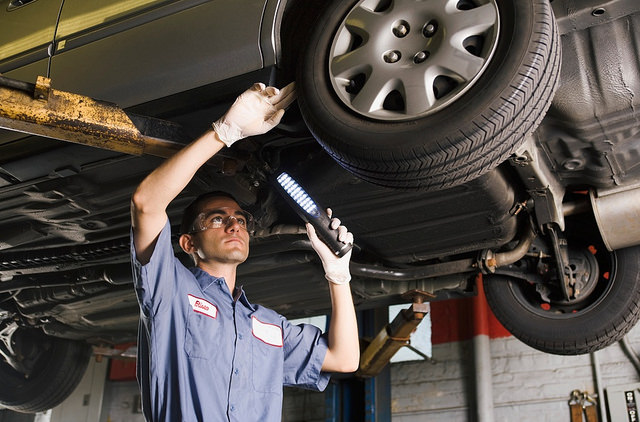 Including a buffer in your budget will help cover unforeseen expenses, such as car repairs. Photo: Craig Tire
