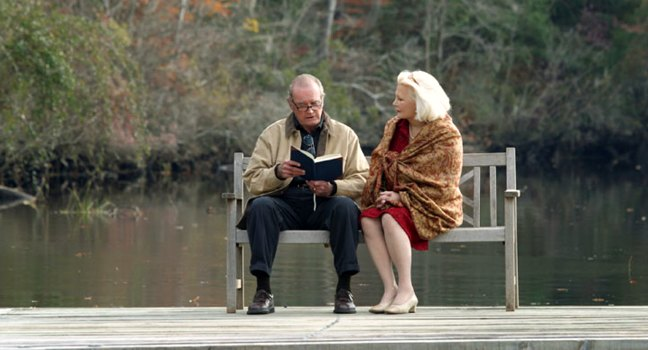Scene from 'The Notebook'