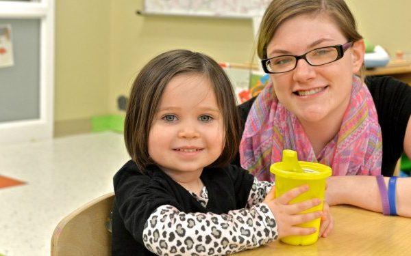 YMCA childcare