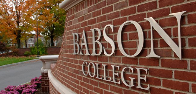 Babson College via Facebook