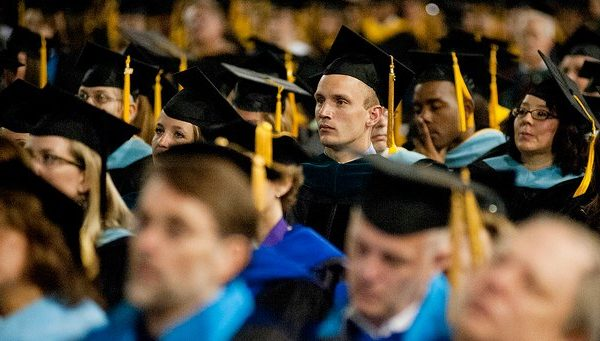 Graduation ceremony - reasons to go to college