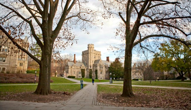 Princeton University, via Facebook