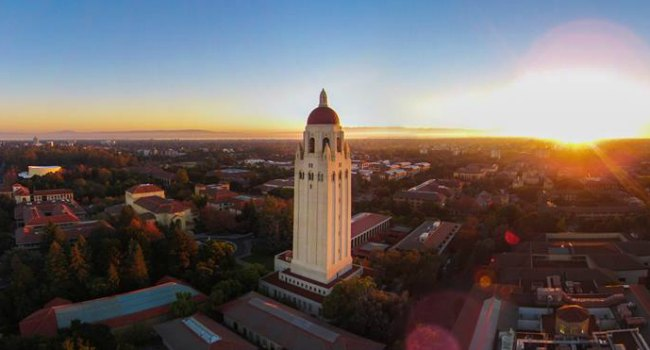 Stanford University, via Facebook