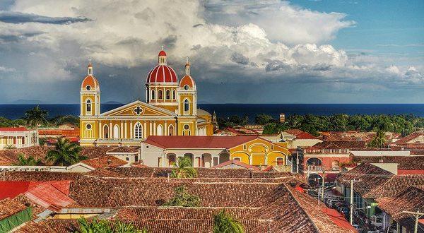 Granada rooftops