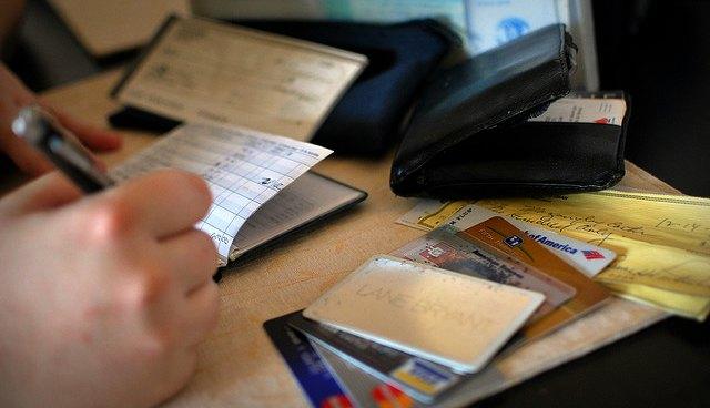 paying credit card bill
