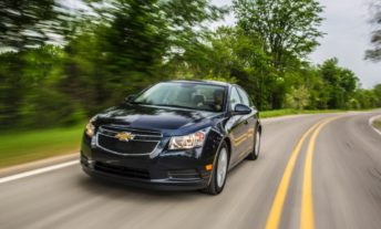 the best used cars for simply getting around - 2015 chevy cruze