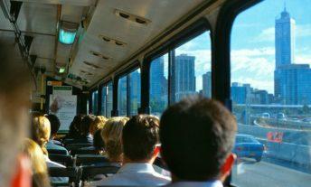 bus commute