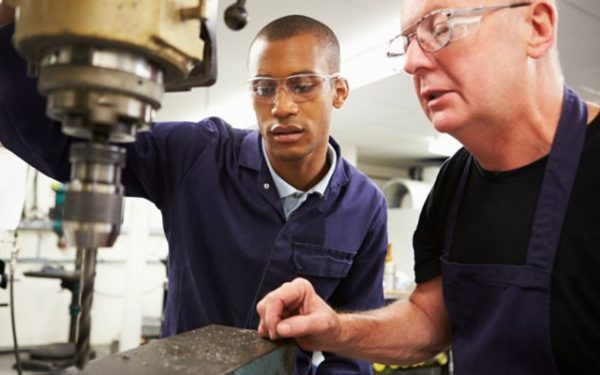 apprentice and tradesman