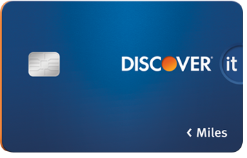 discover it miles card art