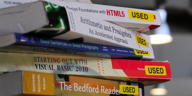 Used College Textbooks >> How To Save Money On College Textbooks The Simple Dollar