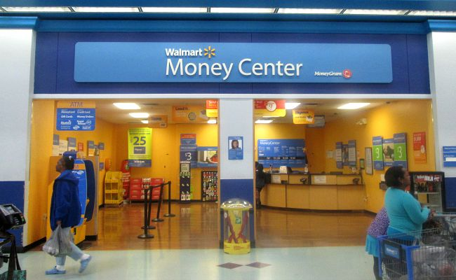 walmart money order center