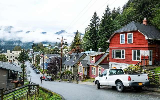 homes in Juneau, Alaska - homeowners insurance