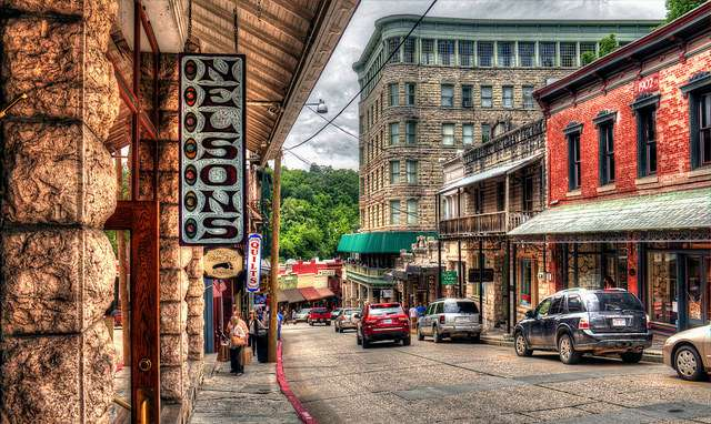 eureka springs arkansas - homeowners insurance