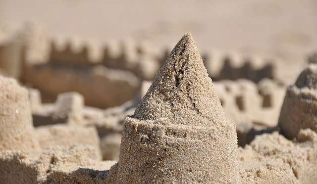 delaware homeowners insurance - sand castle on bethany beach