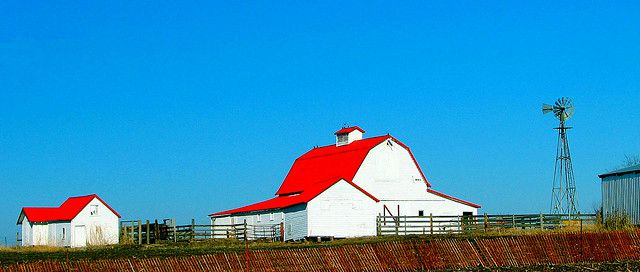 A farm in Nebraska - homeowners insurance