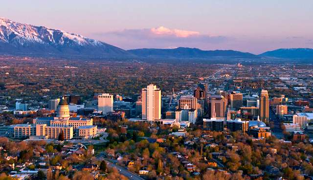 Salt Lake City - Utah homeowners insurance