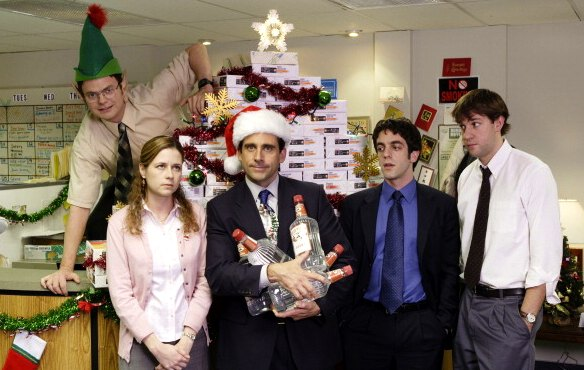 """The Office"" Christmas party"