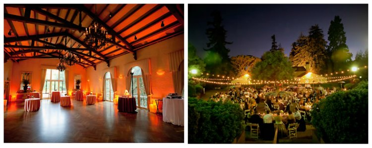 cheap wedding venues northern california - piedmont community hall