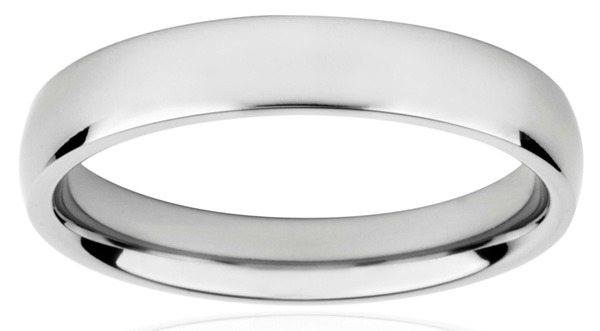 titanium affordable wedding ring