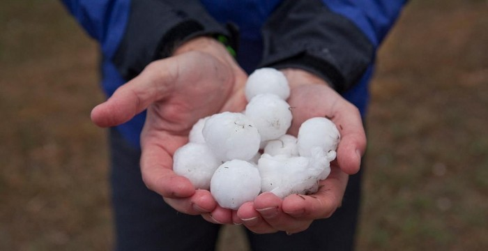 hail in oklahoma - homeowners insurance