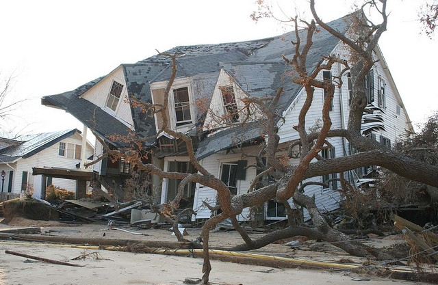 mississippi homeowners insurance - damaged house