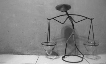 heavy burden statue