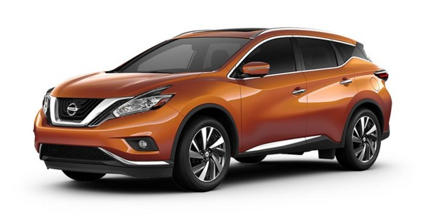 Nissan Murano - affordable suvs