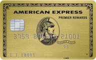 Premier Rewards Gold Card from American Express Logo