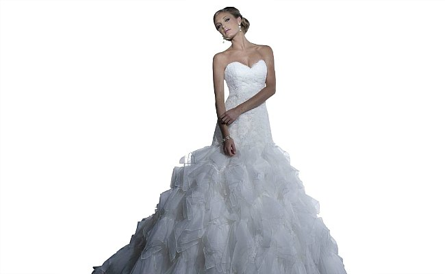 cheap wedding dresses - filenes basement