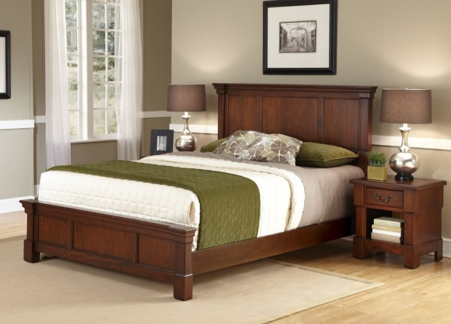 aspen affordable bedroom set