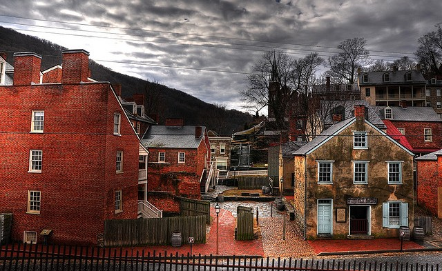 harpers ferry, west virginia - homeowners insurance