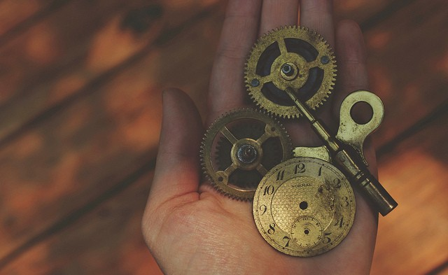 productivity clock parts