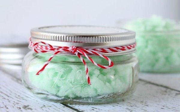 diy gift ideas spa in a jar