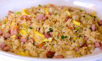 dinner ideas - easy fried rice recipe