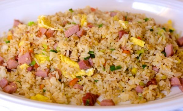 dinner ideas - easy fried rice recipe