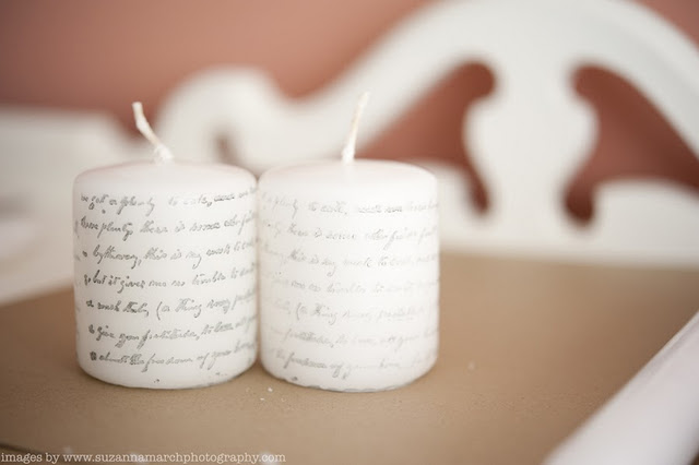 candles cheap diy gifts