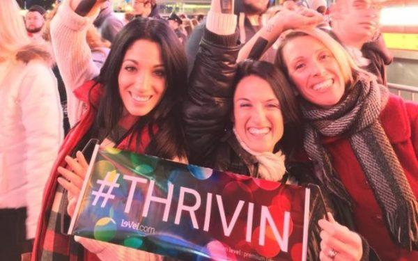 #thrivin